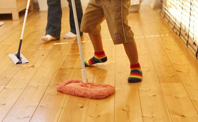 木地板脏了怎么办?教你八招清洁能多用好几年!!