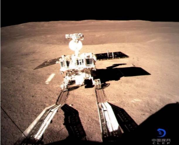 质疑嫦娥4号拍摄照片画质?科学家:看它和美国当年拍摄设备差距