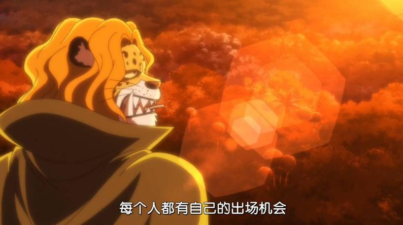 海贼王:毛皮族化身月狮后的真正实力,猫与狗的战斗力接近四皇?