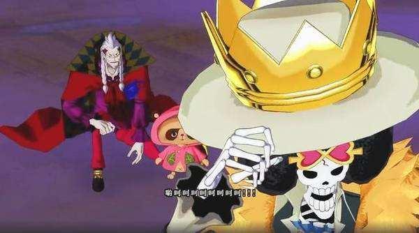 海贼王:这四颗果实很强但是弱点奇葩,1颗怕盲人,1颗怕机器人