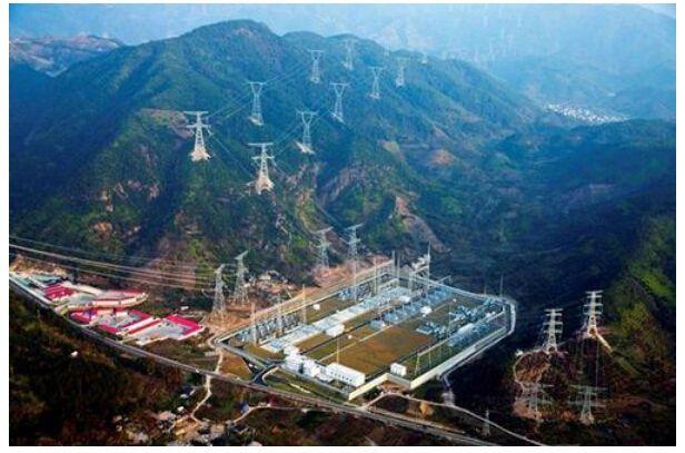 远东智慧能源参建的昌吉-古泉±1100kV特高压直流输电线路工程