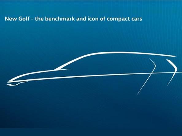 第8代高尔夫曝光 四缸发动机动力超过保时捷GTS