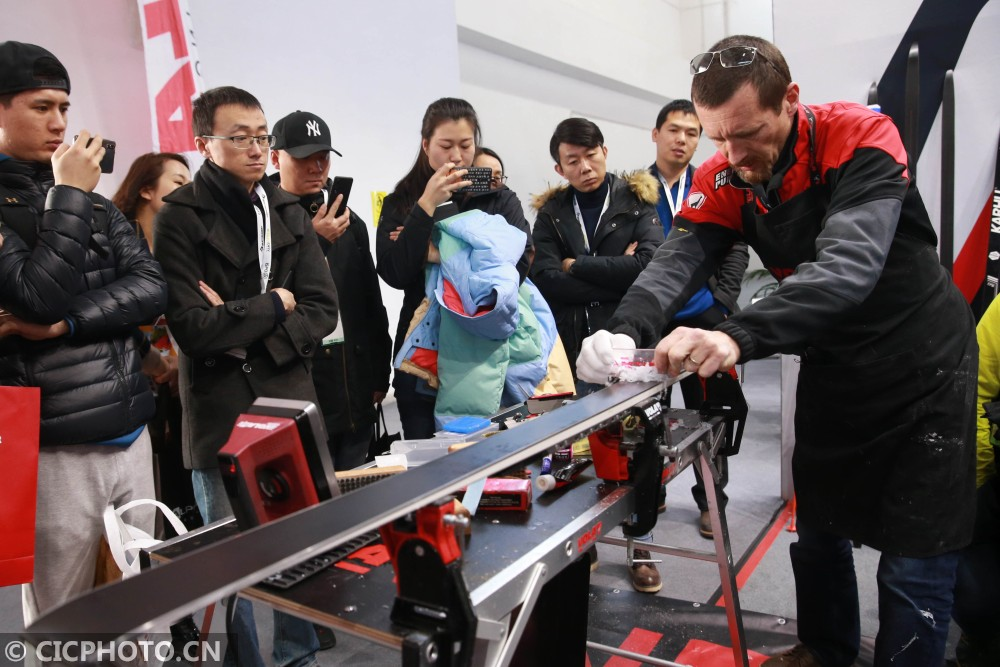 第十五届亚洲运动用品与时尚展在京举行