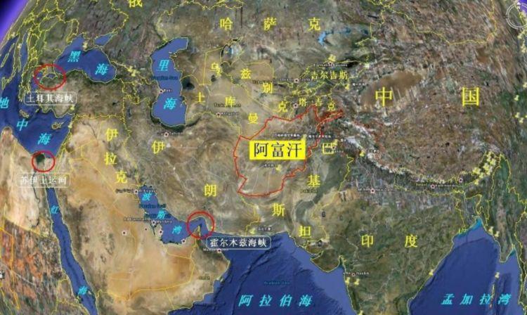 美国为何总想征服阿富汗,因为这里的石油?其实有东西比石油珍贵