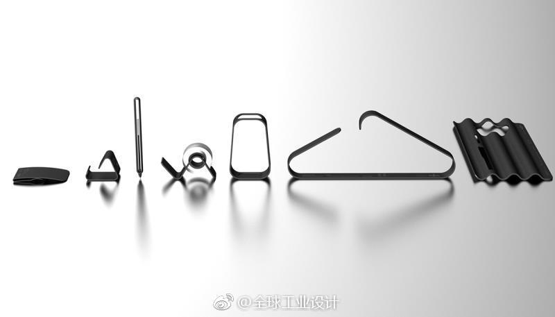 文具产品设计——复古简约工业风办公用品