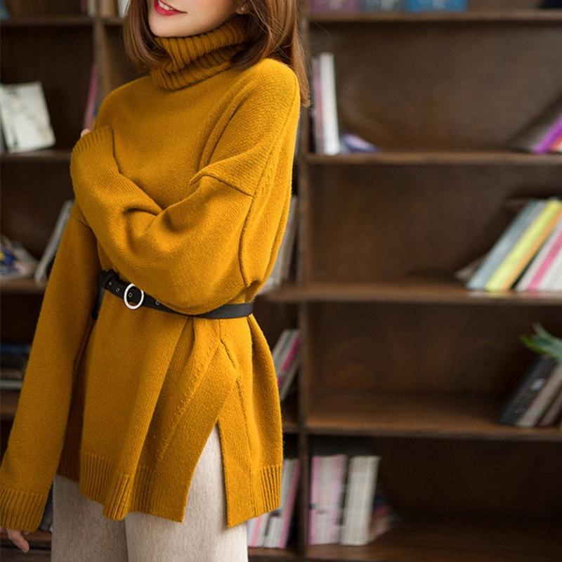 比裙子还漂亮的羊绒衫,独特的风格,简约而不失优雅