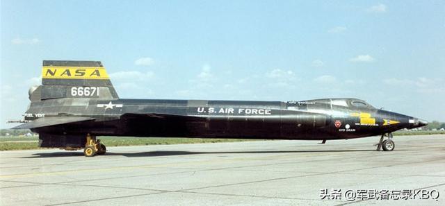 美国X-15试验机