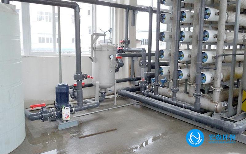 不锈钢一体化纯水处理设备的优势和运维及故障检查有哪些?